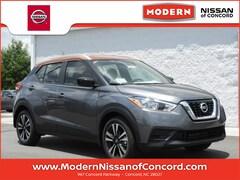 New 2019 Nissan Kicks SV SUV Concord, North Carolina