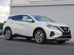 New 2019 Nissan Murano SL SUV Concord, North Carolina