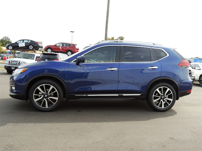 New 2019 Nissan Rogue For Sale At Modern Nissan Vin