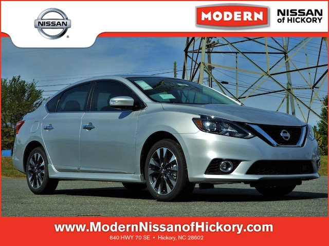 Nissan Of Hickory >> New 2019 Nissan Sentra Modern Nissan Of Hickory Vin
