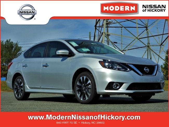 New 2019 Nissan Sentra SR Sedan Hickory, North Carolina