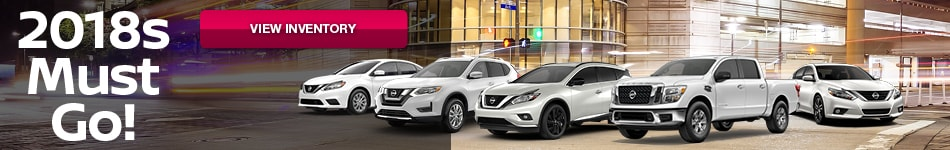 New 2018 Nissan Models Must Go!
