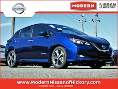New 2019 Nissan LEAF SV Hatchback Hickory, North Carolina
