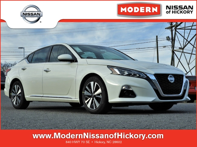 New 2019 Nissan Altima 2.5 SV Sedan Hickory, North Carolina