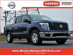 New 2019 Nissan Titan SV Truck Crew Cab Hickory, North Carolina