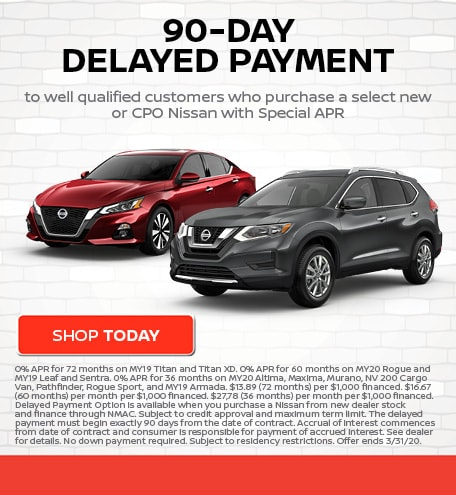 90-Day Delayed Payment