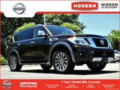 Certified Pre-Owned 2018 Nissan Armada SL SUV Hickory, North Carolina