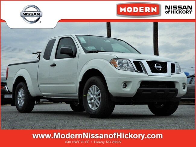 New 2019 Nissan Frontier SV Truck King Cab Hickory, North Carolina