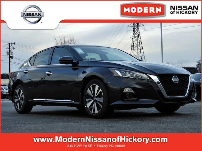 New 2019 Nissan Altima 2.5 SL Sedan Hickory, North Carolina