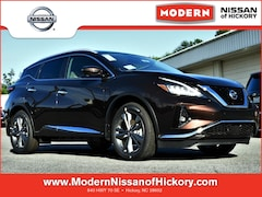 New 2019 Nissan Murano Platinum SUV Hickory, North Carolina