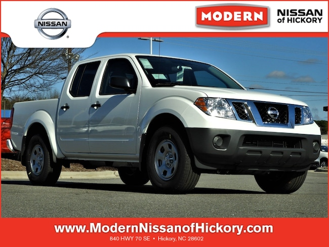 New 2019 Nissan Frontier S Truck Crew Cab Hickory, North Carolina