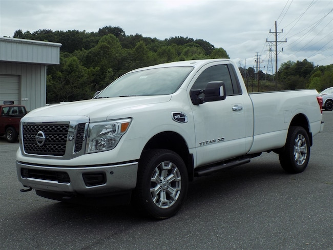 New 2018 Nissan Titan Xd Modern Nissan Of Hickory Vin
