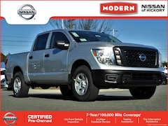 Certified Pre-Owned 2019 Nissan Titan S Truck Crew Cab Hickory, North Carolina