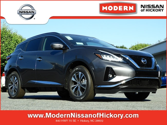 New 2019 Nissan Murano SV SUV Hickory, North Carolina