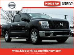 New 2019 Nissan Titan SV Truck Crew Cab Hickory, North Carolina