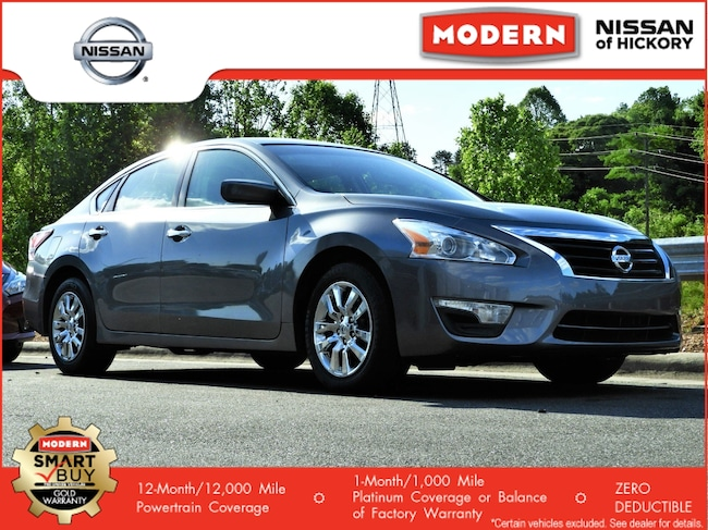 Used 2015 Nissan Altima 2.5 S Sedan Hickory, North Carolina