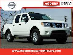 New 2019 Nissan Frontier SV Truck Crew Cab Hickory, North Carolina