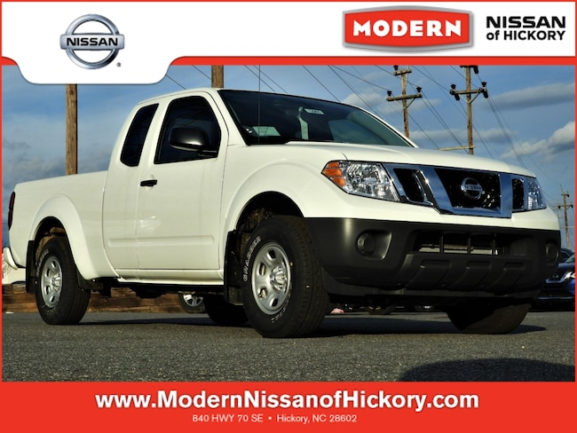 New 2019 Nissan Frontier S Truck King Cab Hickory, North Carolina