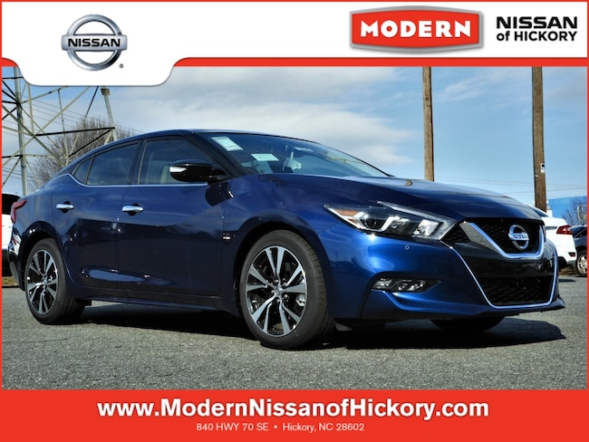 New 2018 Nissan Maxima SL Sedan Hickory, North Carolina