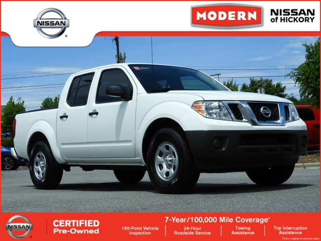 Used 2018 Nissan Frontier S Truck Crew Cab Hickory, North Carolina