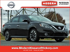 New 2019 Nissan Sentra SR Sedan Hickory, North Carolina