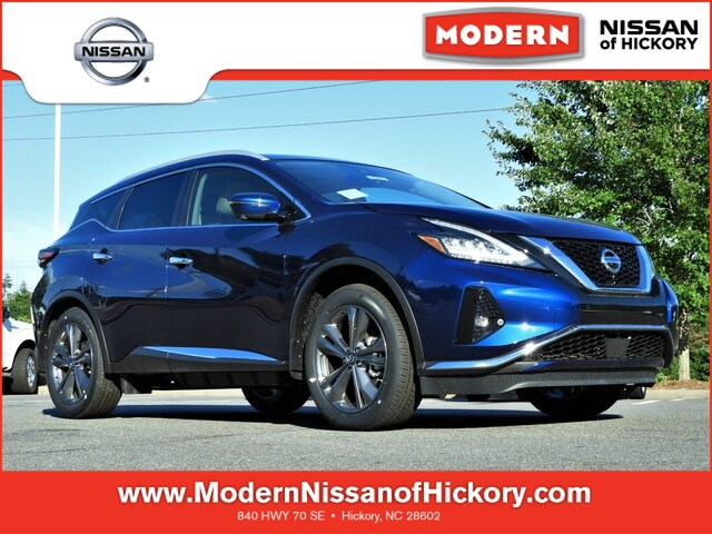 Nissan Of Hickory >> 2019 Nissan Murano For Sale In Hickory Nc Modern Nissan