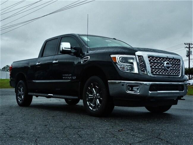 New 2018 Nissan Titan XD SL Truck Crew Cab Hickory, North Carolina