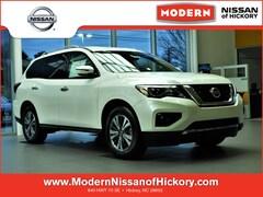 New 2019 Nissan Pathfinder SV SUV Hickory, North Carolina