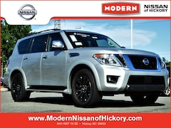 New 2019 Nissan Armada Platinum SUV Hickory, North Carolina