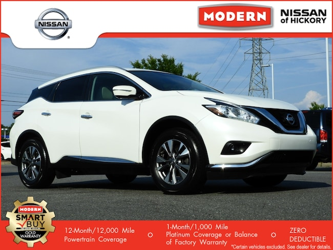 Used 2015 Nissan Murano SL SUV Hickory, North Carolina