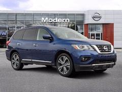 Certified Pre-Owned 2020 Nissan Pathfinder Platinum SUV Hickory, North Carolina