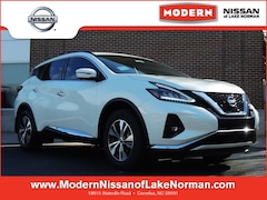 New 2019 Nissan Murano SV SUV Lake Norman, North Carolina
