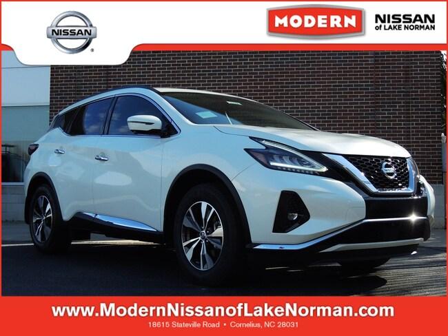 2019 Nissan Murano SV Sport Utility Lake Norman