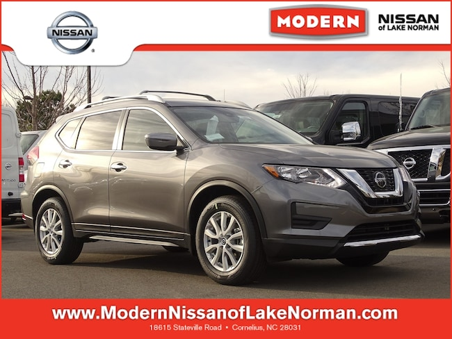 2019 Nissan Rogue SV SUV Lake Norman