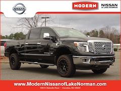 New 2018 Nissan Titan XD SL Diesel Truck Crew Cab Lake Norman, North Carolina