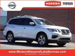New 2019 Nissan Pathfinder SV SUV Lake Norman, North Carolina