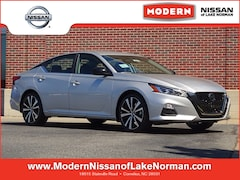 New 2019 Nissan Altima 2.5 SR Sedan Lake Norman, North Carolina