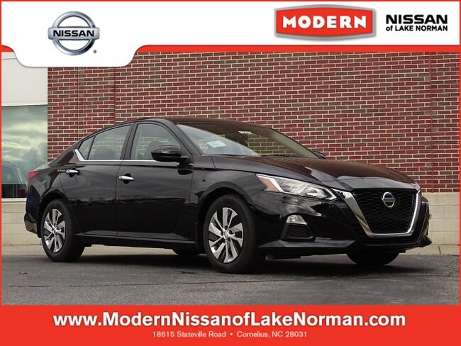 2019 Nissan Altima 2.5 S Sedan Lake Norman