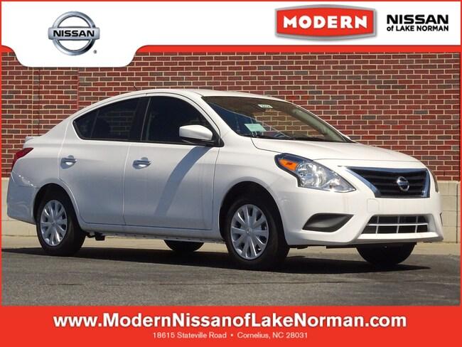 2019 Nissan Versa 1.6 SV Sedan Lake Norman