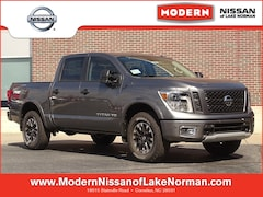 New 2019 Nissan Titan PRO-4X Truck Crew Cab Lake Norman, North Carolina