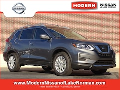 New 2019 Nissan Rogue SV SUV Lake Norman, North Carolina