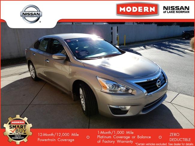 Used 2015 Nissan Altima 2.5 S Sedan Lake Norman