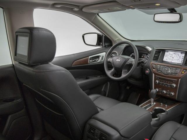 2017 Nissan Pathfinder Modern Nissan Of Lake Norman