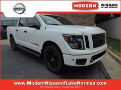 New 2019 Nissan Titan SV Truck Crew Cab Lake Norman, North Carolina