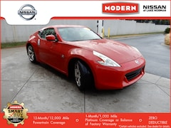 2010 Nissan 370Z Touring w Auto Trans/Heated Leather Coupe