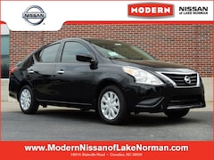 New 2019 Nissan Versa 1.6 SV Sedan Lake Norman, North Carolina