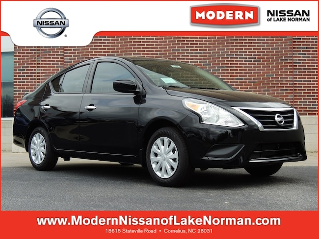 2019 Nissan Versa 1.6 SV Sedan Lake Norman