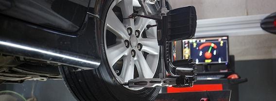 Wheel Alignment Modern Nissan Of Lake Norman