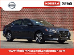 New 2019 Nissan Altima 2.5 SV Sedan Lake Norman, North Carolina