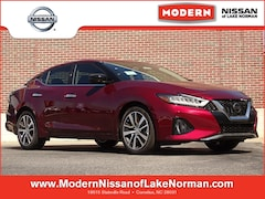 New 2019 Nissan Maxima 3.5 S Sedan Lake Norman, North Carolina